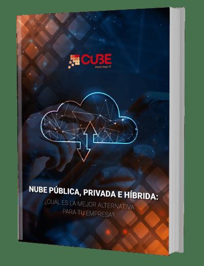 Cube Ebook Nube